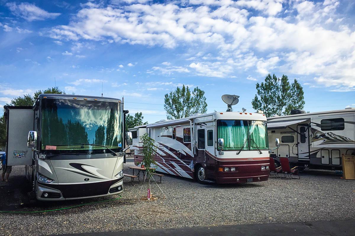 Robert Newlon RV Park Camping - Huntington campgrounds